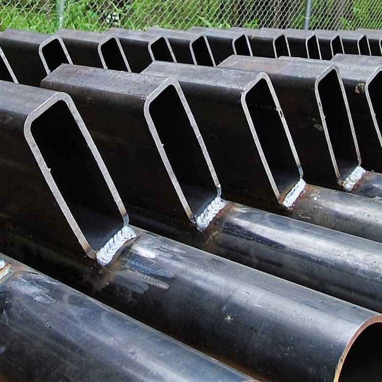 Steel Piers